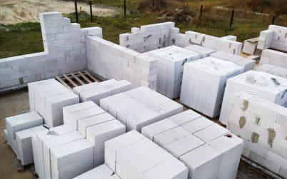 газосиликатные блоки цены